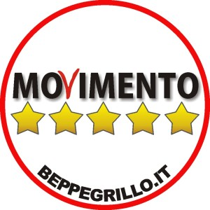 Il simbolo del Movimento 5 stelle (bbepegrillo.it)